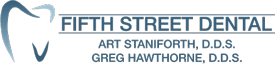 Fifth Street Dental Logo