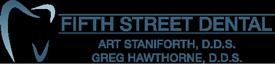 Fifth Street Dental Logo